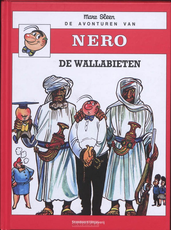 Nero / 11 De Wallabieten