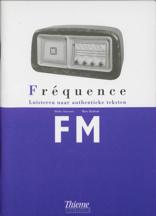 Frequence / FM / deel Ver